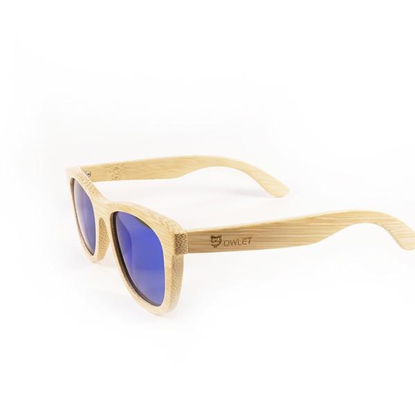 SumerSkate-lesena-sončna-očala-Owlet-naravni-bambus