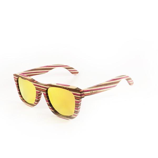 Rainbow-Pink-nor-videz-lesena-sončna-očala
