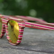 akcija-lesena-sončna-očala-Owlet-Rainbow-Pink