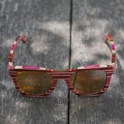 lesena-sončna-očala-Owlet-Rainbow-Pink-nizke-cene